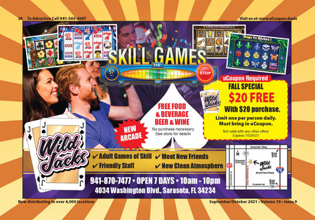Wild Jacks - Wow $20 Free Play - Come Play Today