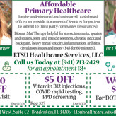 AFFORDABLE PRIMARY HEALTACARE - START YOUR JOURNEY TODAY FOR A HEALTHY LIFE STYLE