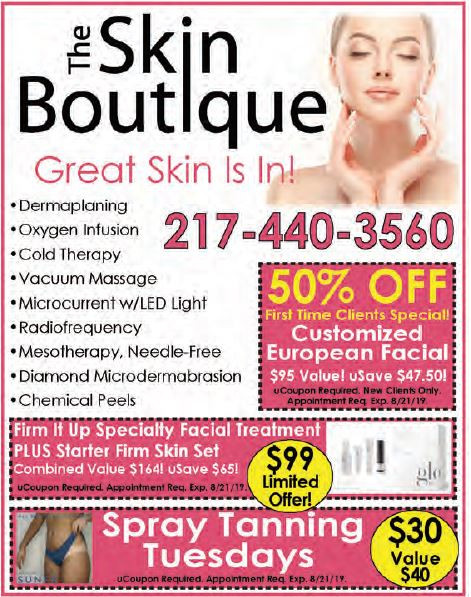 Great Skin is In at The Skin Boutique!