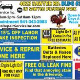 Need auto repair? 15% OFF Brake Repairs at Gary's Auto