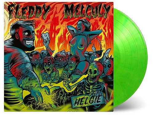 Helgië (colored vinyl)