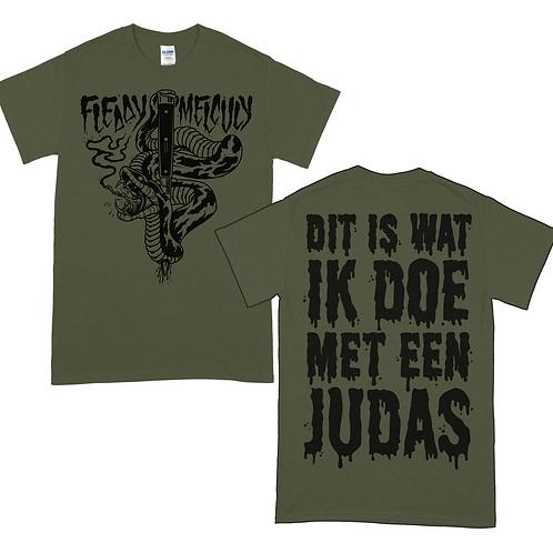 Judas T-shirt Army Green