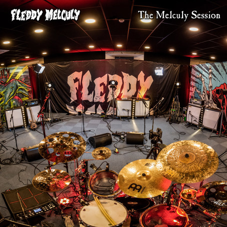 THE MELCULY SESSION, THE ALBUM