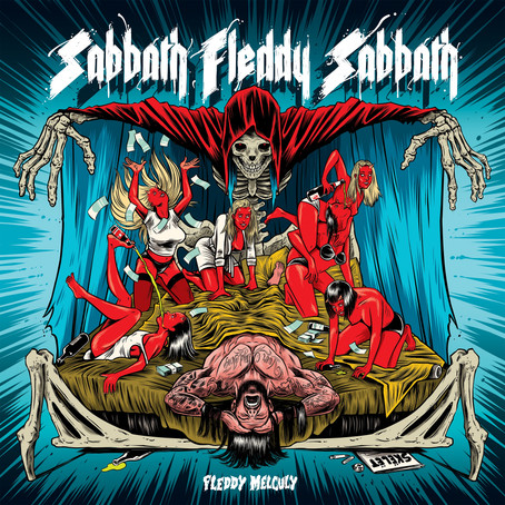 SABBATH FLEDDY SABBATH OUT NOW!