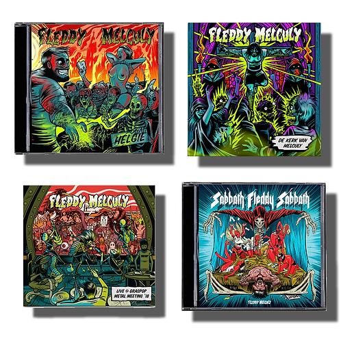 Melculy CD-superpack