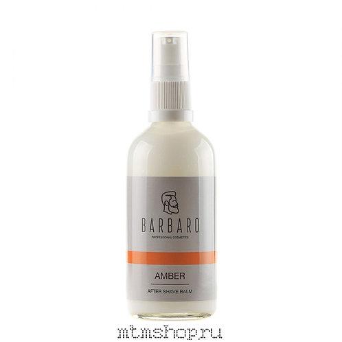 Бальзам после бритья BARBARO - Amber