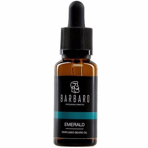Масло для бороды Barbaro Emerald