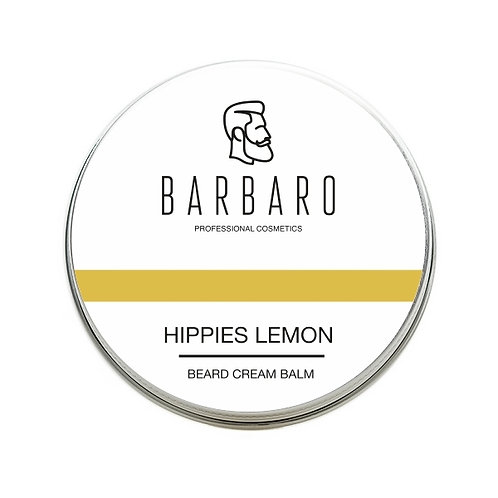 Крем-бальзам для бороды Barbaro «Hippies lemon»