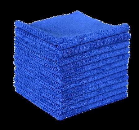 16x16 Edgeless Premium Microfiber Cloths, Dozen