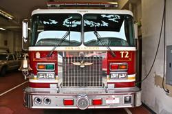 Permanon for Fire Truck's