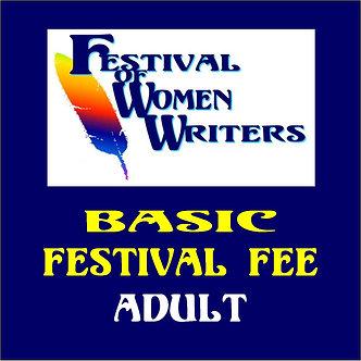 BASIC Festival Fee