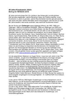 40 Jahre Kunstverein Jülich-001