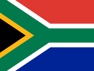 Les Pays du continent Africain (Afrique du Sud)