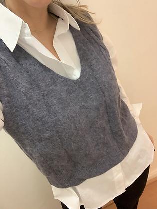 Vest gris marengo