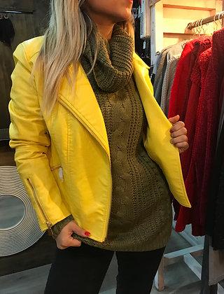 Chaqueta amarilla Talla M