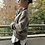 Thumbnail: Tejido cuello redondo con blusa falsa integrada