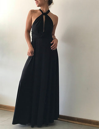 Vestido Negro multiforma