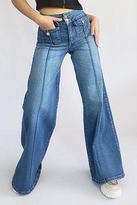 Palazzo jeans Isa