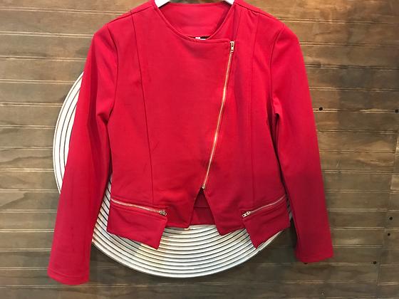 Blazer Rojo (viene por talla)