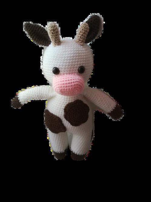 Vache au crochet