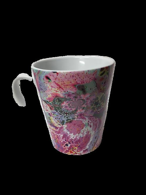 Mug porcelaine dessin  art numérique