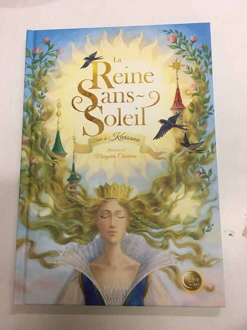 """Livre """"La Reine sans soleil"""""""