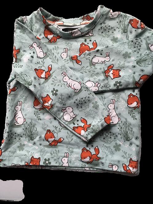 Tee-shirt manches longues enfant