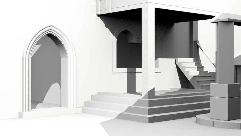 Take One Painting_3D Model