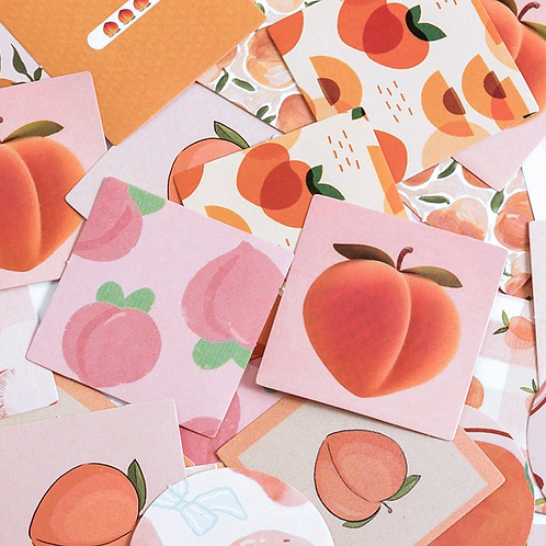 Just Peachy Sticker Pack