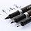 Thumbnail: 3pc Japanese Calligraphy Pen Set