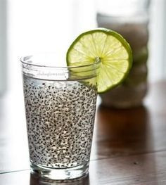 Is Chia Water the Hottest New Health Fad?