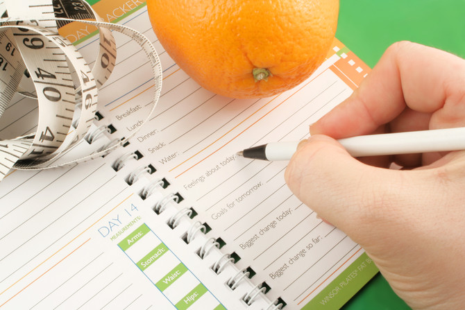 Weight Loss Blog Series Tip #1: Track Your Food!