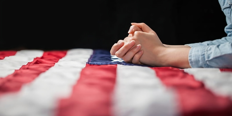 24 Hours of Prayer: the Election