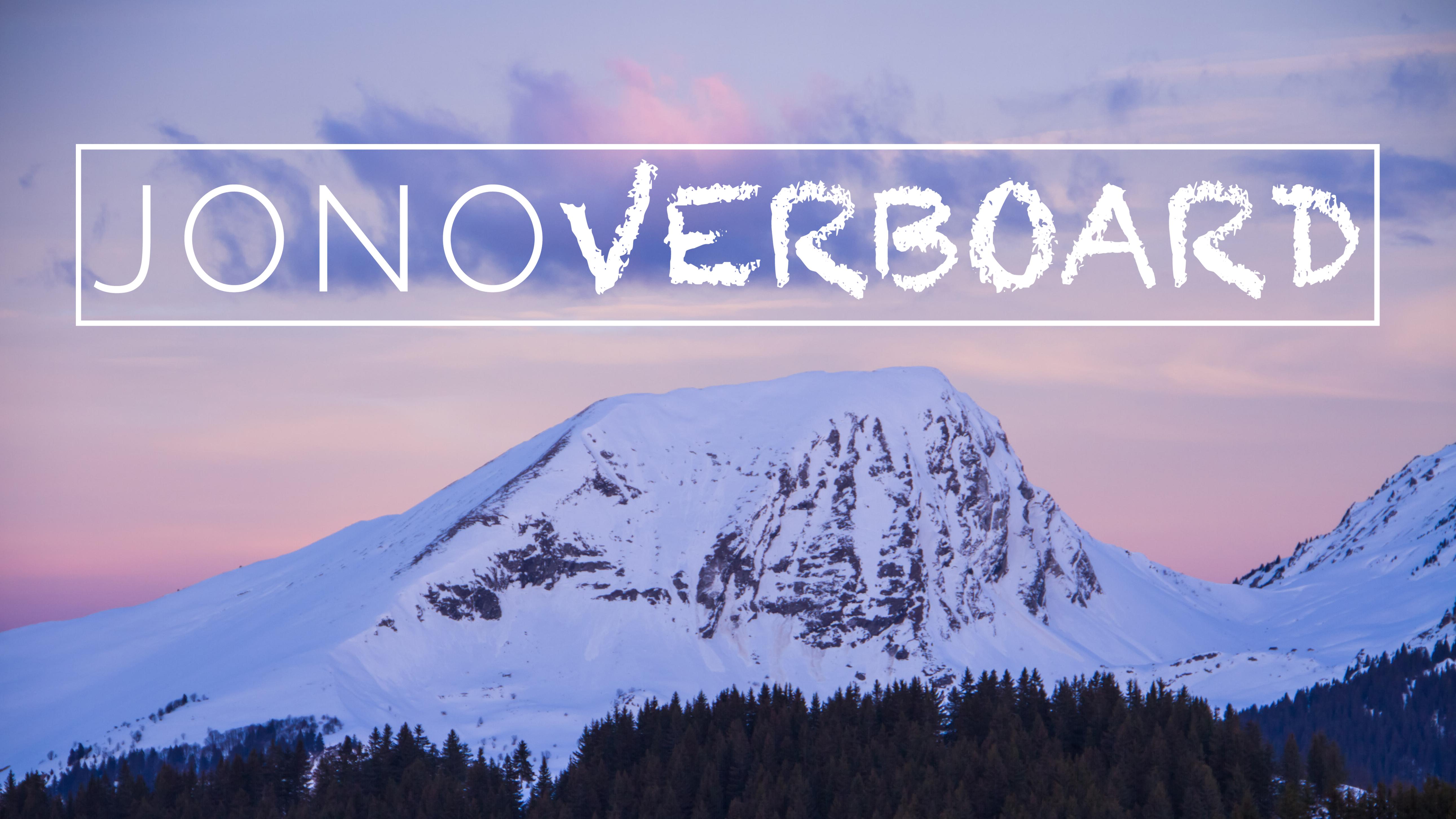 Travel Blogger | Jono Overboard - Share My Journey