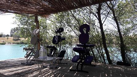 massage sur événementiel amma assis
