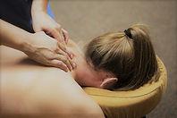 Massage détente profonde