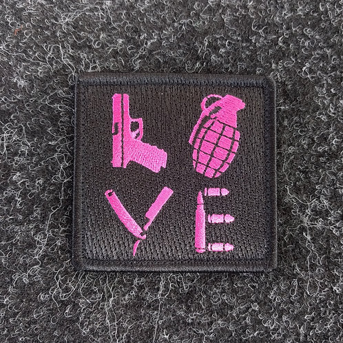 LOVE Weapons PINK