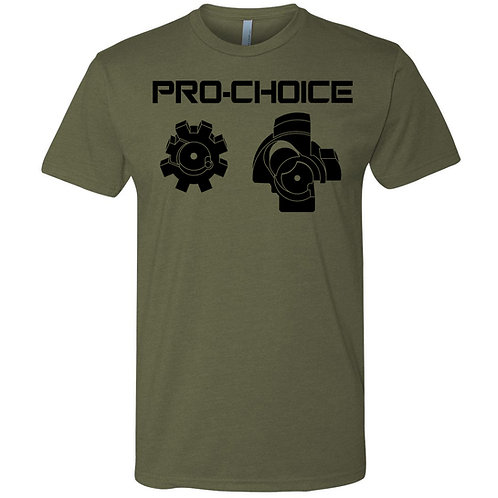 PRO-CHOICE Bolt T-Shirt (OD)