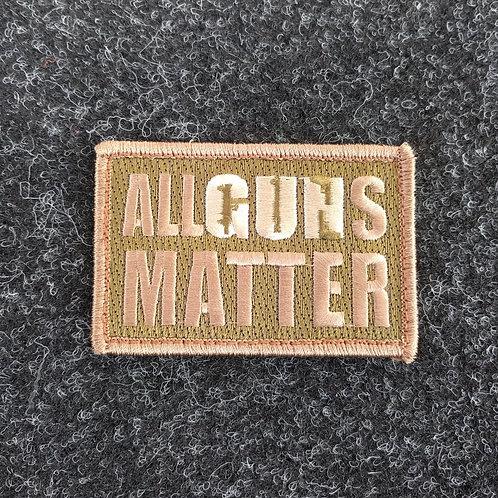 ALL GUNS MATTER Multicam