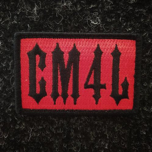 CM4L Black/Red/Red