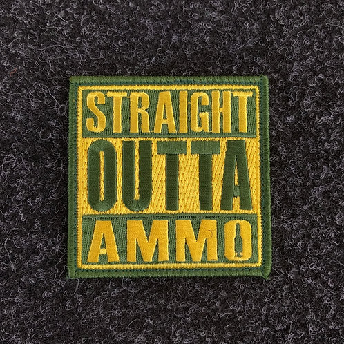 Straight OUTTA Ammo