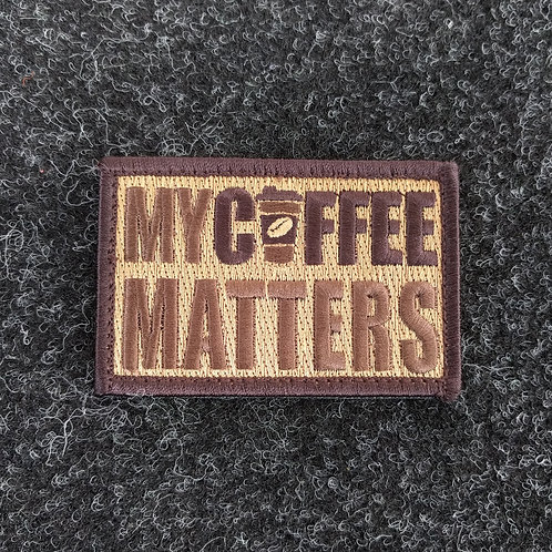 MY Coffee MATTERS