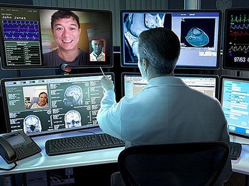 SESION 60 MIN NEUROFEEDBACK EN CASA Tratamiento remoto por telemedicina