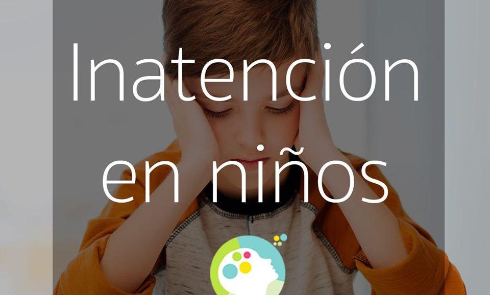 PSICOLOGÍA CLÍNICA ESTIMULANDO LA ATENCIÓN DE MI HIJO(A)