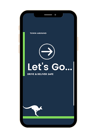 Town Around Driver App