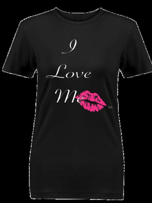 I Love Me Black Kiss T-Shirt