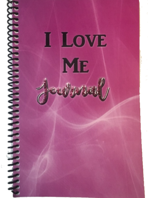 I Love Me Journal Note Pad