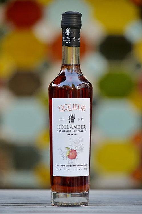 Apple, Passion-fruit Liqueur