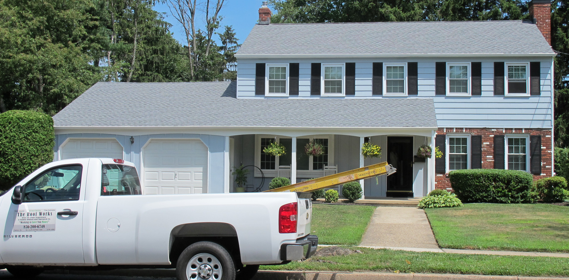 NEW GAF TIMBERLINE INSTALL