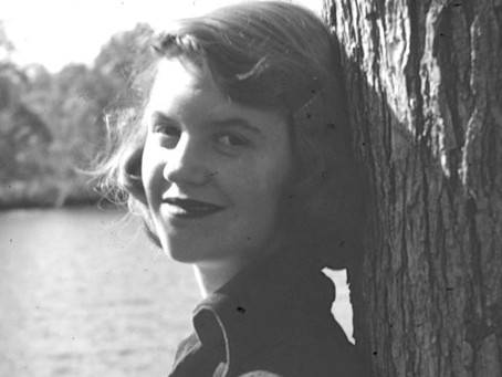 The Strength of Despair: Sylvia Plath